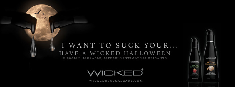 Halloween - Sexual Lubricants | Water Based | Silicone | Intimate | Wicked Sensual Care